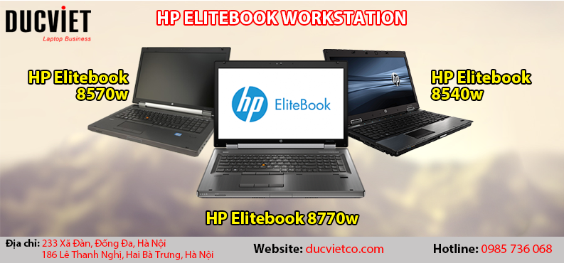 HP Workstaion