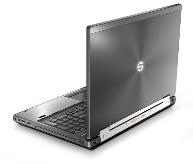 HP Elitebook Workstation 8560w Core I7