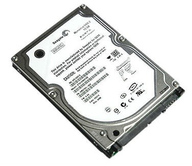 HDD 320GB Zin
