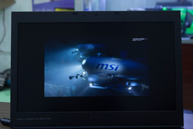 laptop dell precision m4700 7