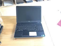 Laptop Dell E 6540 cũ giá rẻ tại Hà Nội