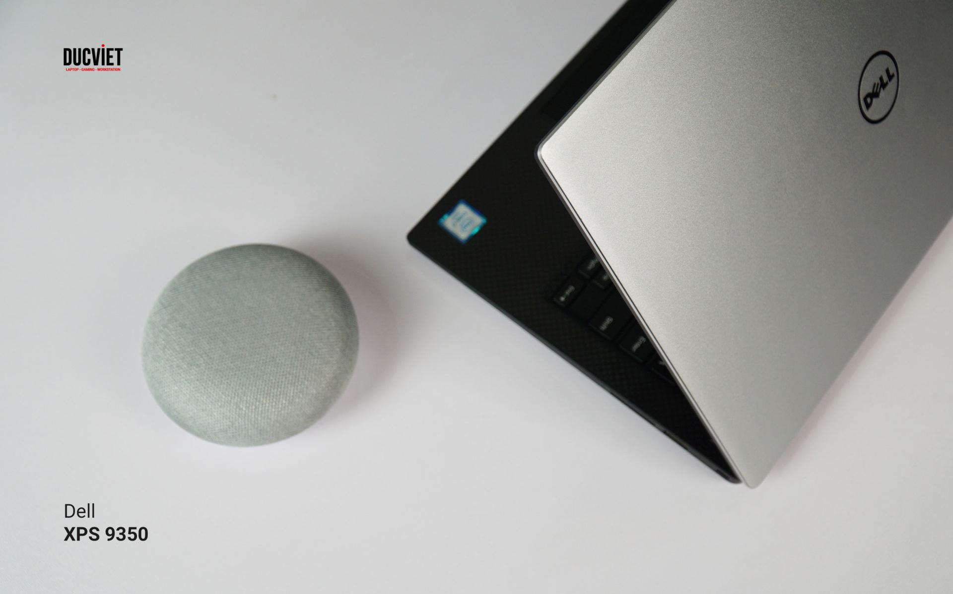 XPS 9350 sản xuất từ vật liệu thân thiện với môi trường