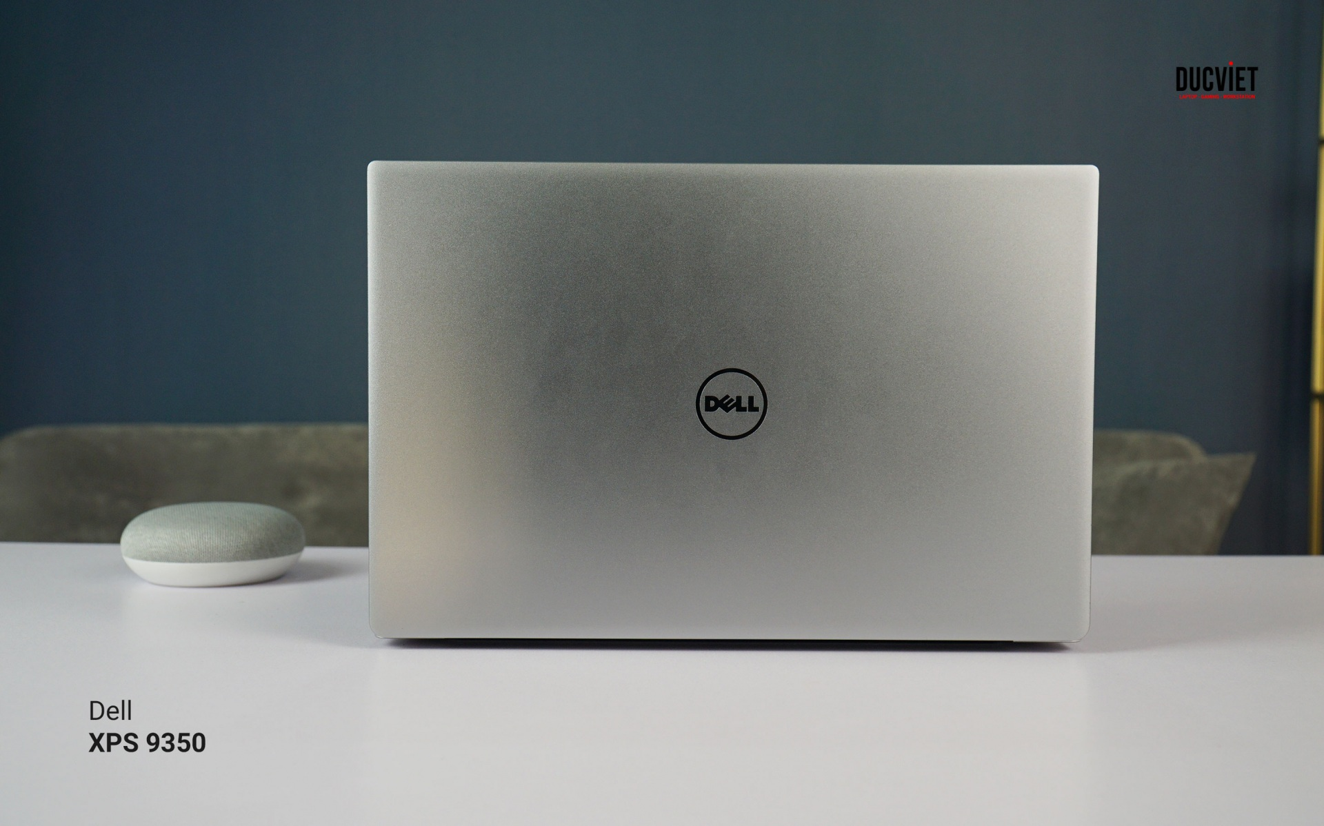 Dell XPS 9350 i7 cải thiện khả năng sử dụng