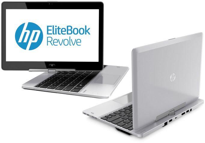 Laptop hp elitebook 810G1 với thiết kế mỏng và rất bắt mắt