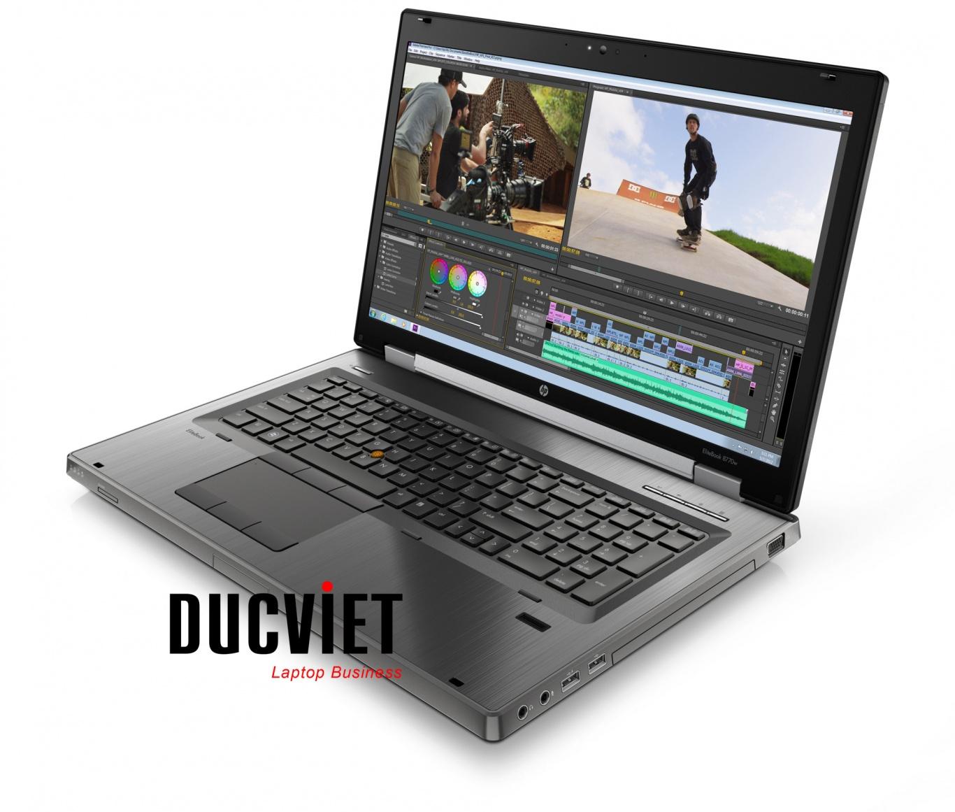 Đánh giá chung về chiếc laptop Hp 8770w