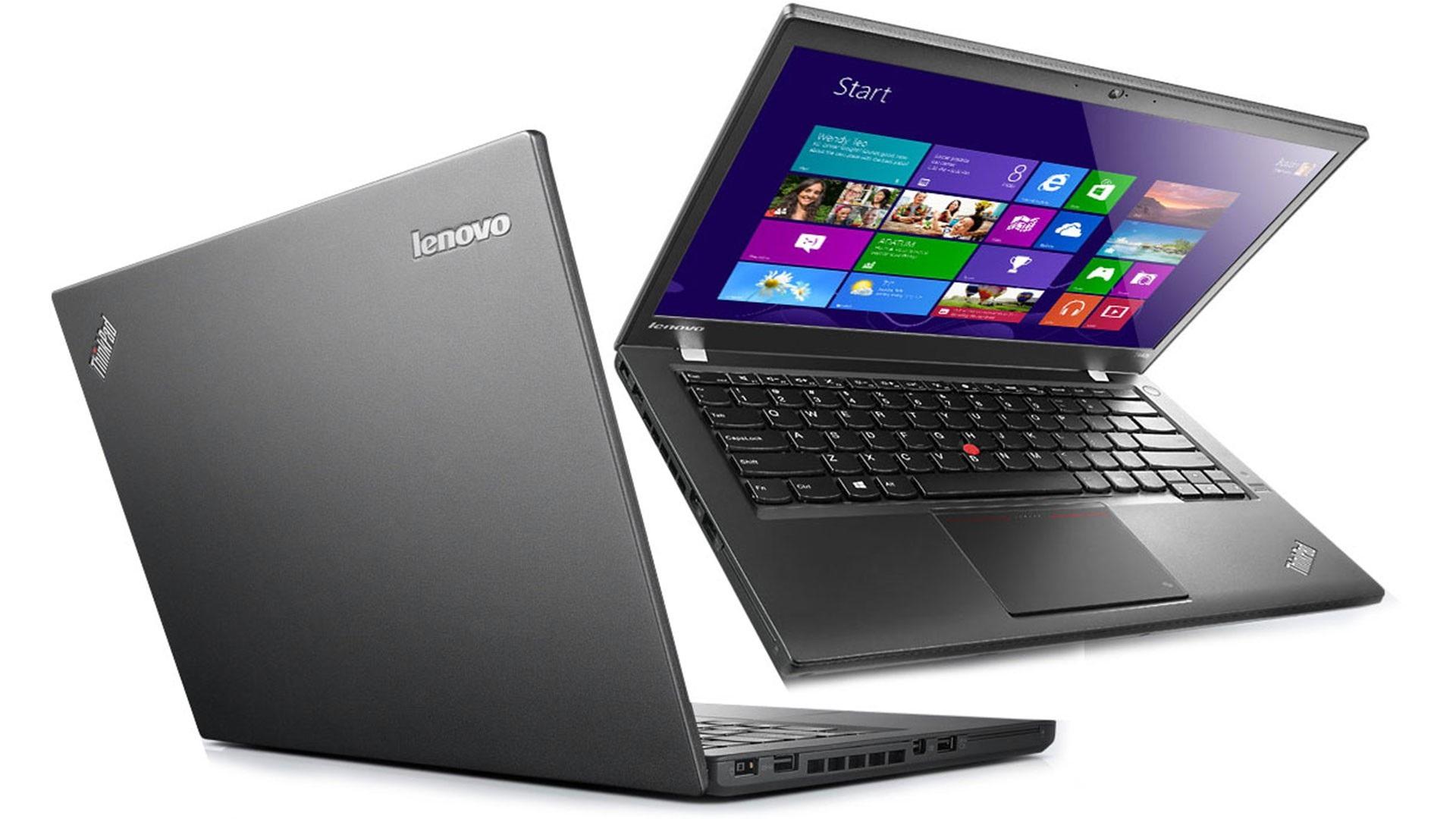 Laptop lenovo thinkpad T440 có thiết kế vô cùng nhỏ gọn