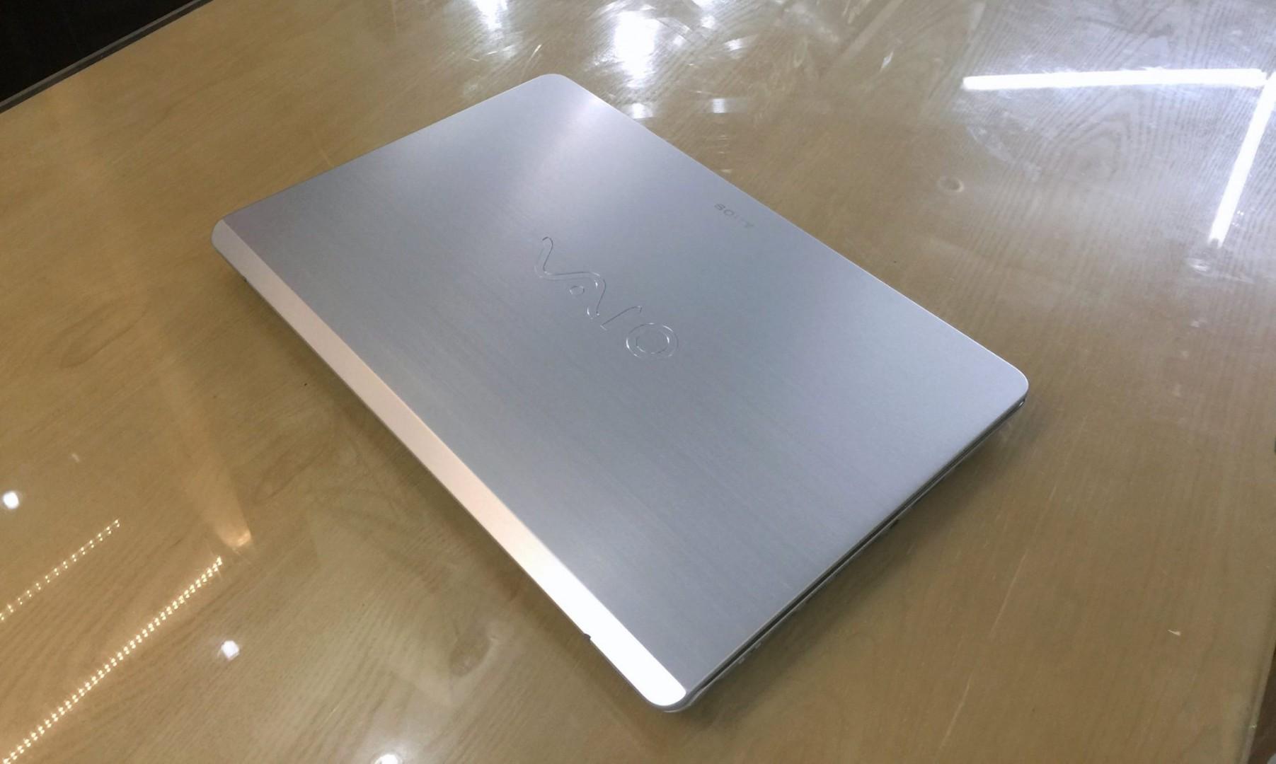 Laptop Sony SVF 15A sự kết hợp hoàn hảo dành cho người sử dụng