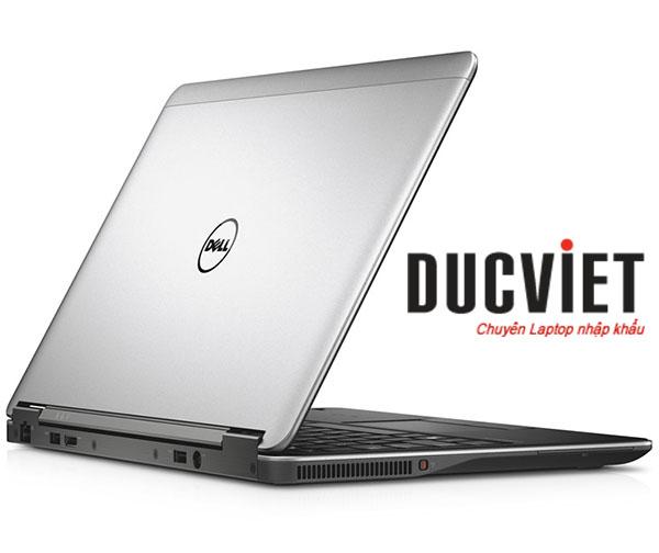 Dell latitude E7440 với thiết kế mỏng nhẹ nhưng không kém phần mạnh mẽ