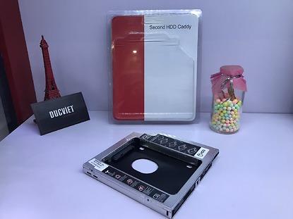 Caddybay HDD 2.5 inch cho Laptop