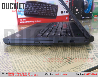 Lenovo Thinkpad Workstation W540