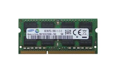RAM Laptop 8GB DDR3/DDR3L BUS 1333/1600 Mhz