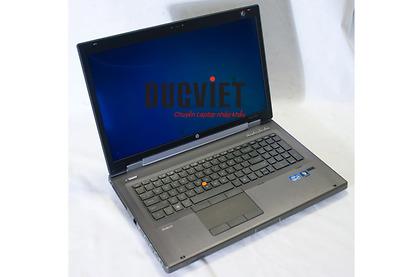 HP Elitebook Workstation 8760W Core i7